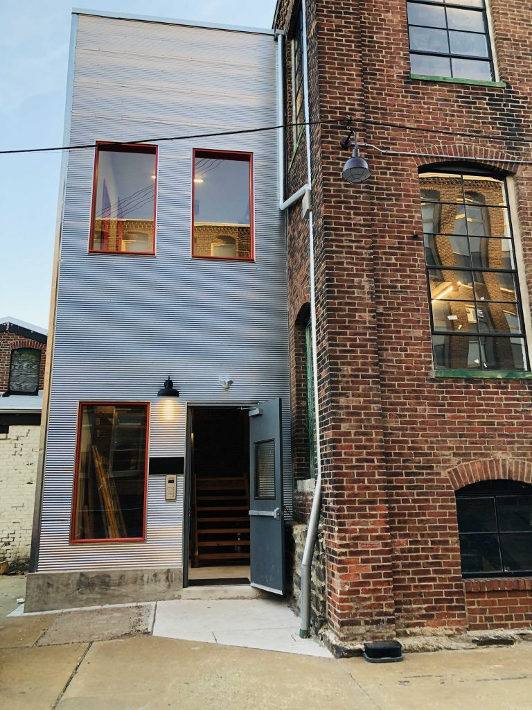 Orchard Art Collective studio about